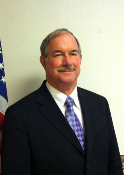Jim Porter Muskingum County Commissioner
