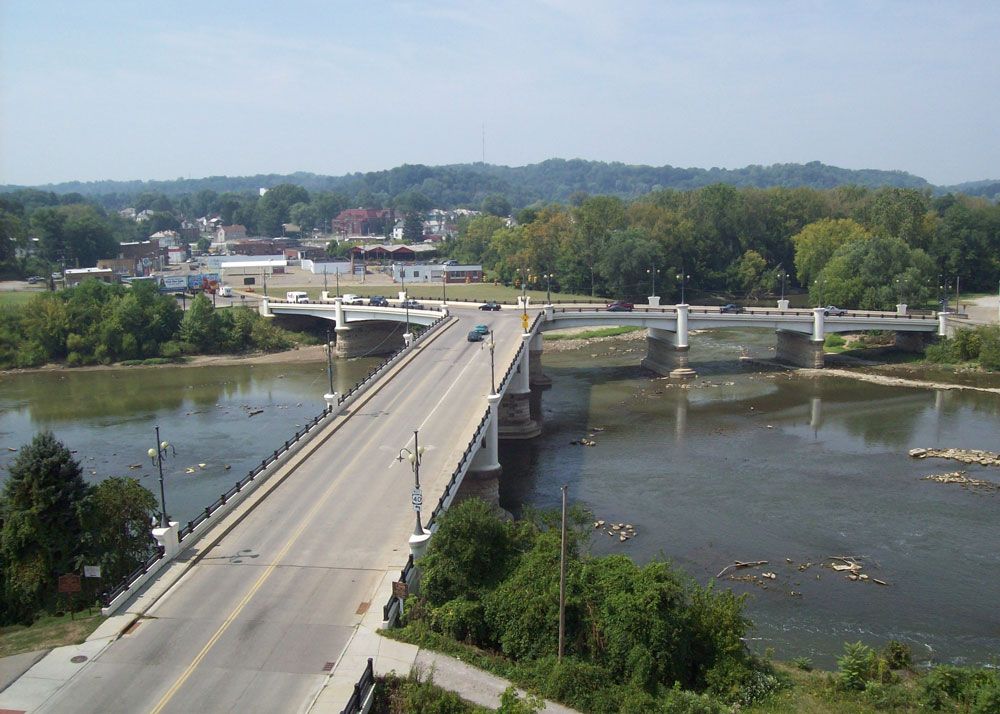 Y Bridge Muskingum County
